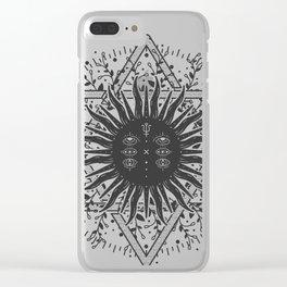 leios. Clear iPhone Case