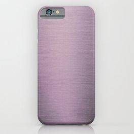 Purple Ombre II iPhone Case
