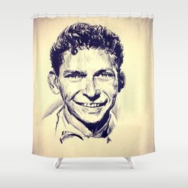My Kind Of Town Shower Curtain