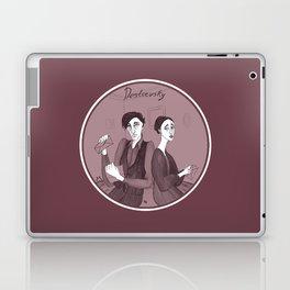 Dostoevsky Poor Folk 1846 Laptop & iPad Skin