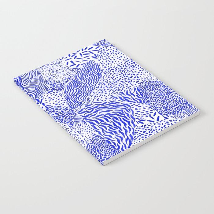 Blue sand Notebook