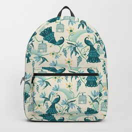 Aviary - Cream Backpack