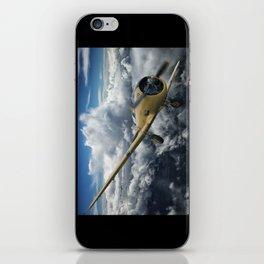 T-6 Texan iPhone Skin