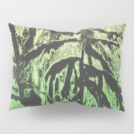 RAINFOREST SOULS SHAPED BY MOSS Pillow Sham