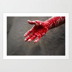 .91 Art Print
