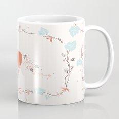 fox & grapes Mug