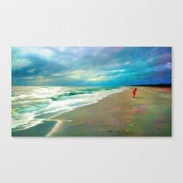Sanibel Storm Canvas Print