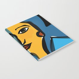 Staring at Matisse Notebook