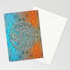 Dragon Garden 2 Stationery Cards