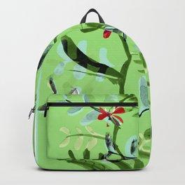 Crimson Favas Backpack