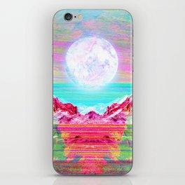 Moon's Cradle iPhone Skin