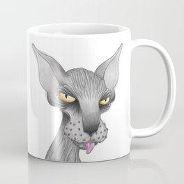 Sassy Sphynx Coffee Mug