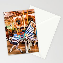 MOA Carousel Stationery Cards