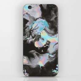 ISN'T IT BORING WHEN I TALK ABOUT MY DREAMS ? iPhone Skin