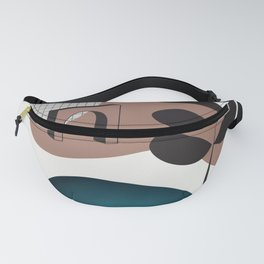 Shape study #8 - Synthesis Collection Fanny Pack