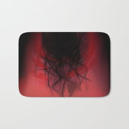 Heart of madness Bath Mat
