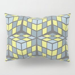 cascade - lemon Pillow Sham