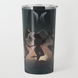 Drawlloween Coven Travel Mug