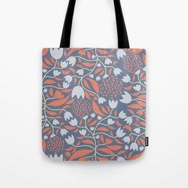 Night Flowers II Tote Bag