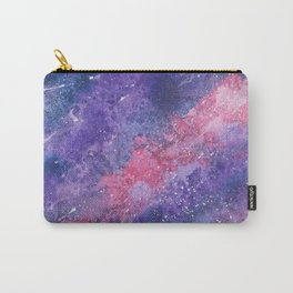 Galaxy - Pink & Purple Carry-All Pouch
