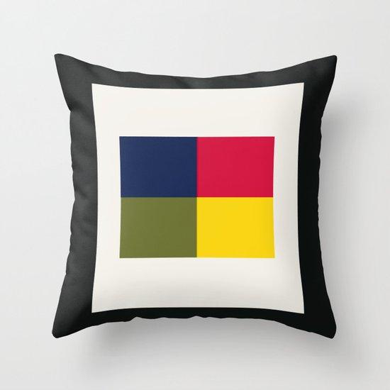 SKIP STONE Throw Pillow