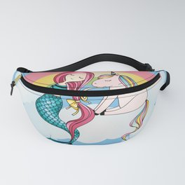 A Night's Dream Fanny Pack