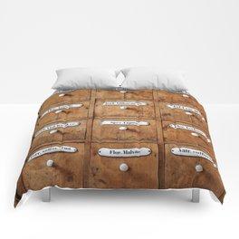 Pharmacy storage Comforters