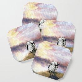 Companion Sheep Coaster
