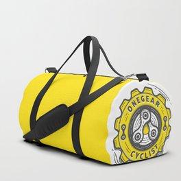 One Gear Cyclist Duffle Bag