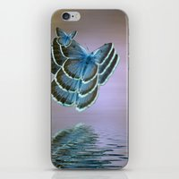 bug iPhone & iPod Skins featuring Bug by Shalisa Photography