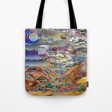 Joshua Tree Visions Tote Bag