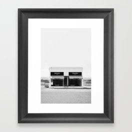 Fashion House Framed Art Print