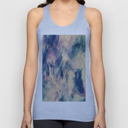 Abstract Color Enhance Unisex Tank Top