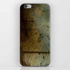 The Skies Grew Darker (It Made Our Hearts Seem Lighter) iPhone & iPod Skin