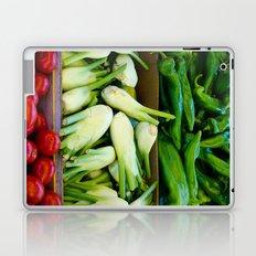 Graphic vegetables Laptop & iPad Skin