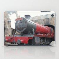 hogwarts iPad Cases featuring Hogwarts Express by ShonaLLambert