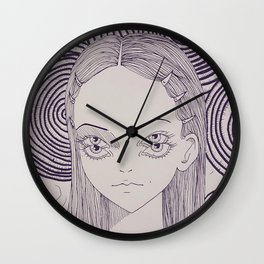 Tomie Wall Clock