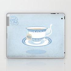 Royal Tea Laptop & iPad Skin