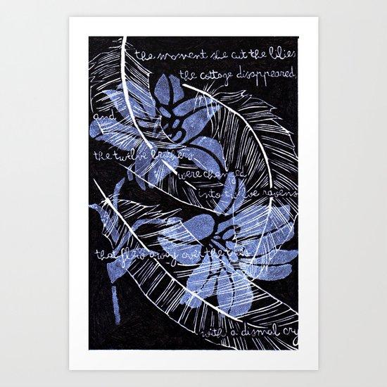 project 54:24 Art Print