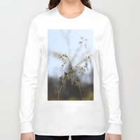 grass Long Sleeve T-shirts featuring Grass by RMK Photography