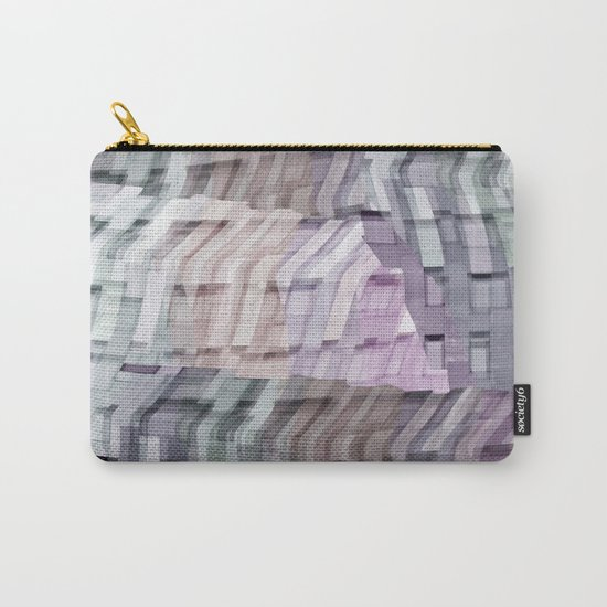 Abstract windows Carry-All Pouch