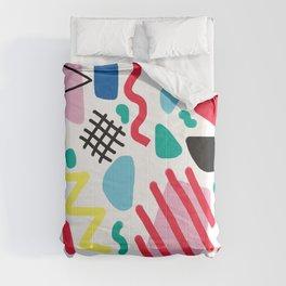 Memphis Pop Comforters