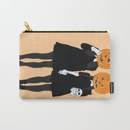 Pumpkin Heads Carry-All Pouch