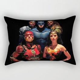 Justice League Rectangular Pillow