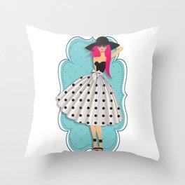Modern Classic Throw Pillow