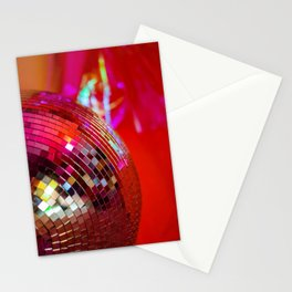 Disco Dreams Stationery Cards