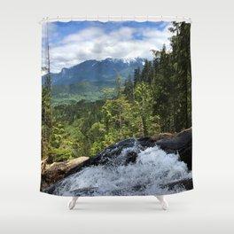 Valley Shower Curtain