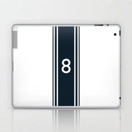 racing stripe .. #8 Laptop & iPad Skin