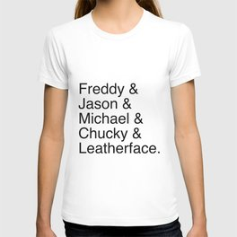 Horror's Best T-shirt