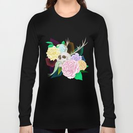 Fancy Grave Long Sleeve T-shirt